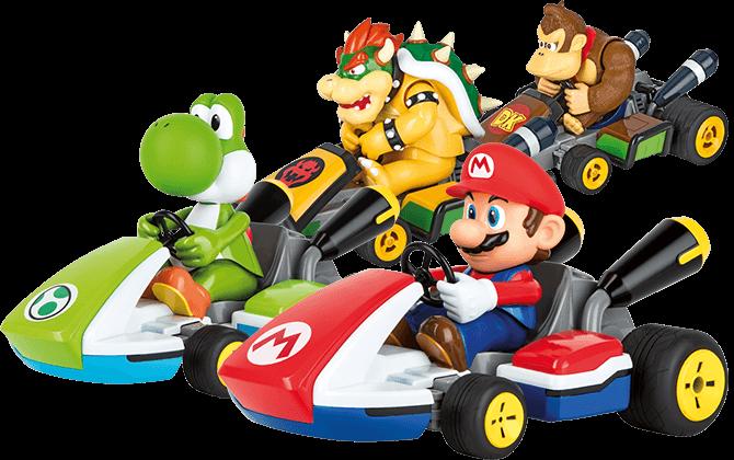 picture stock Mario Kart f