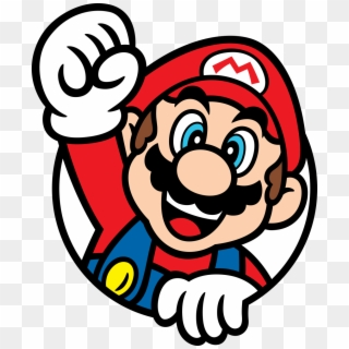 vector transparent Free Mario PNG Images