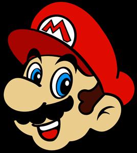image transparent Super Mario Logo Vector