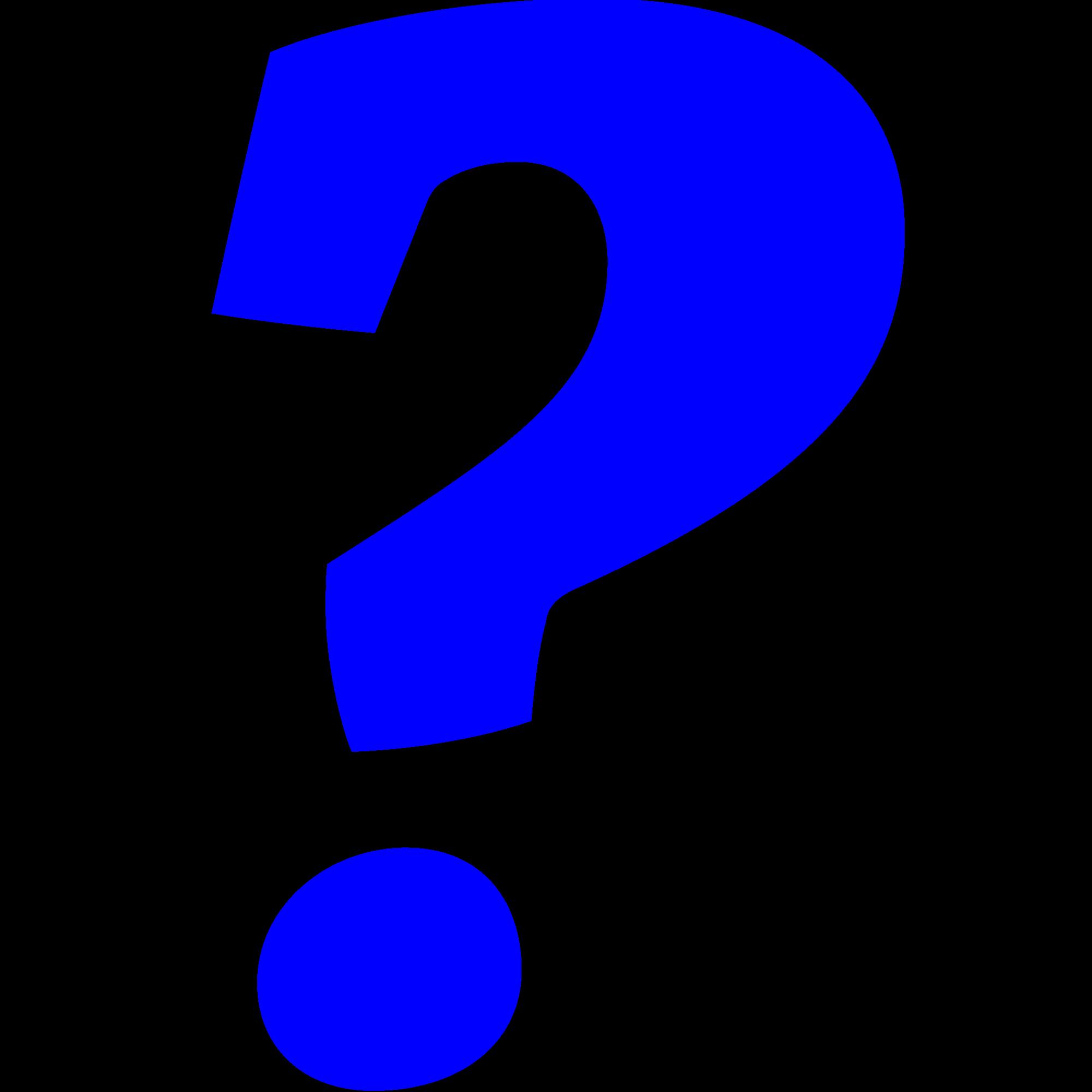 vector free Mark clipart blue question mark. File italic svg wikimedia.