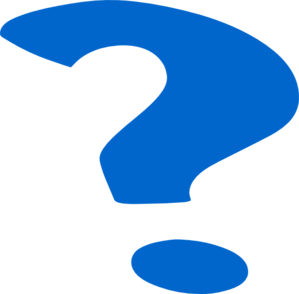 png black and white Question mark clip art. Marks clipart light blue.