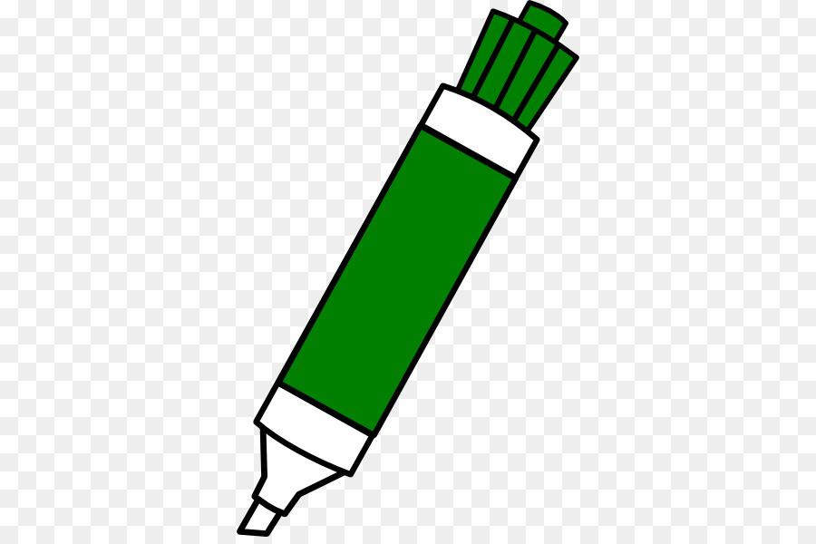 vector freeuse download Marker clipart. Pencil cartoon green line