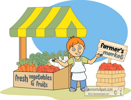 stock Free food cliparts download. Market clipart
