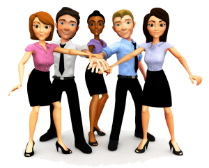 picture Marketing clipart marketing team. Staff free on dumielauxepices