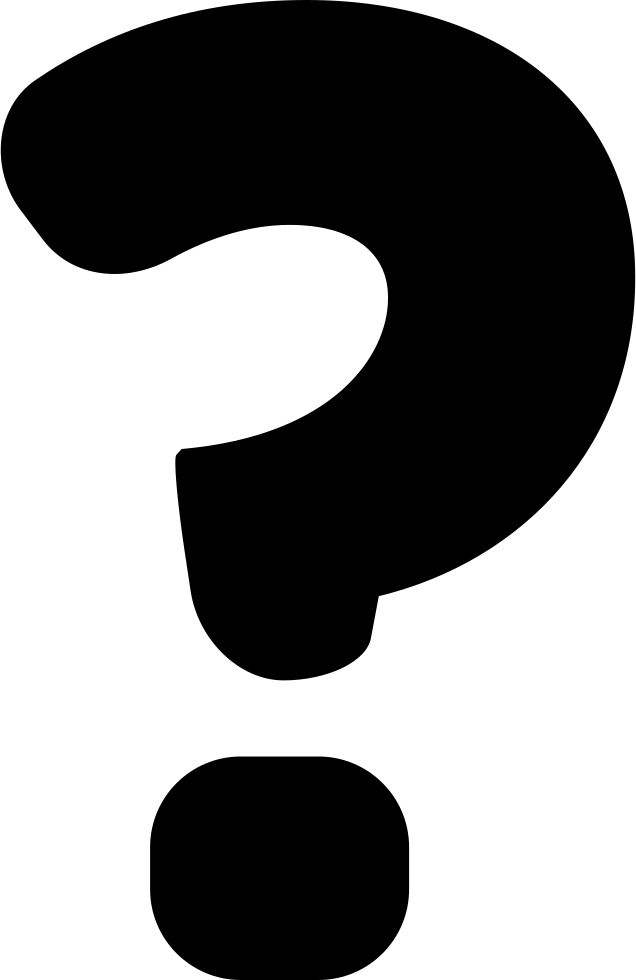 clipart black and white stock Question mark draw svg. Marks clipart eps.