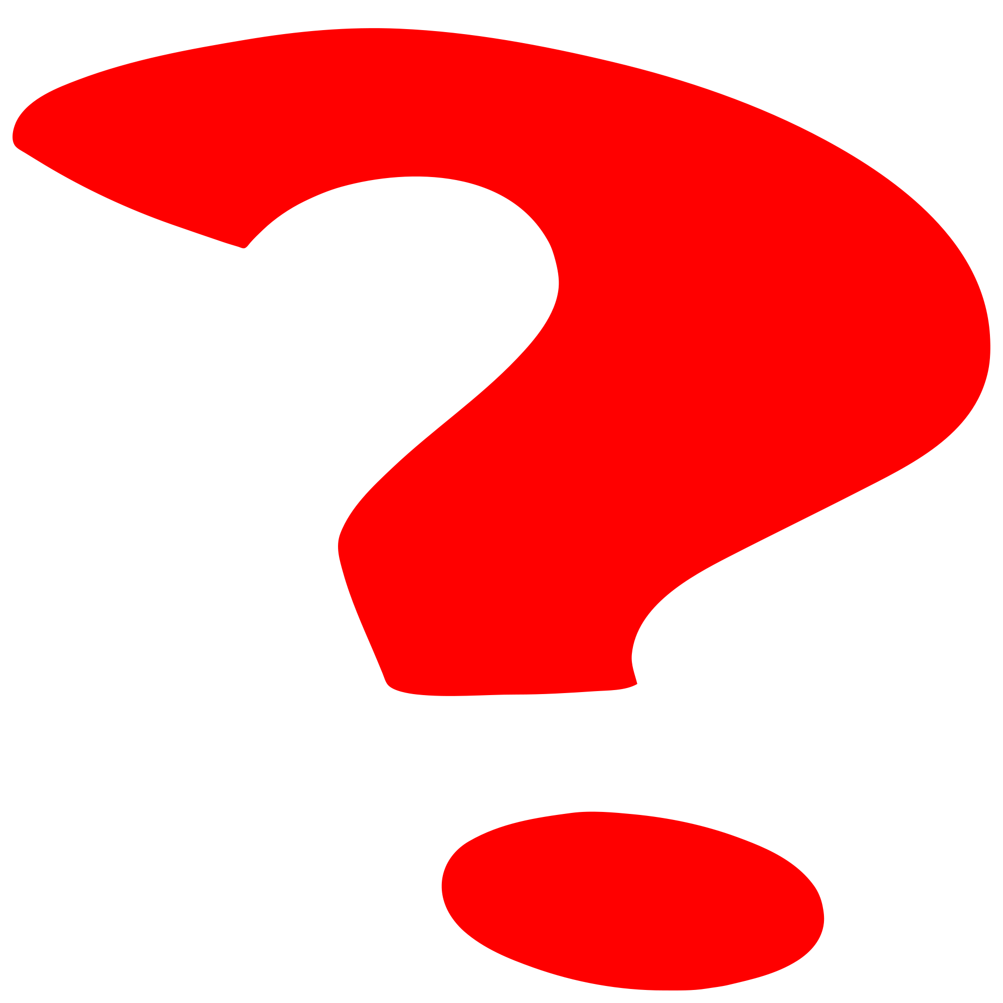 picture free Marks clipart random question. File red mark png.