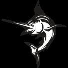 clip art freeuse library Clip art panda free. Marlin clipart