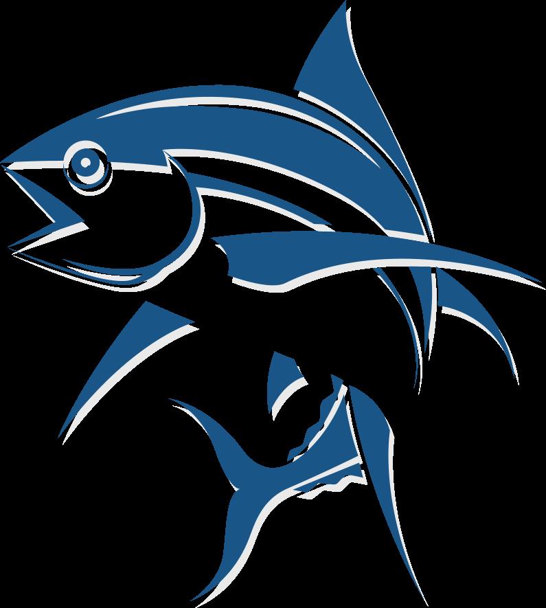 svg transparent download Tuna fishing fish as. Marlin clipart illustration.