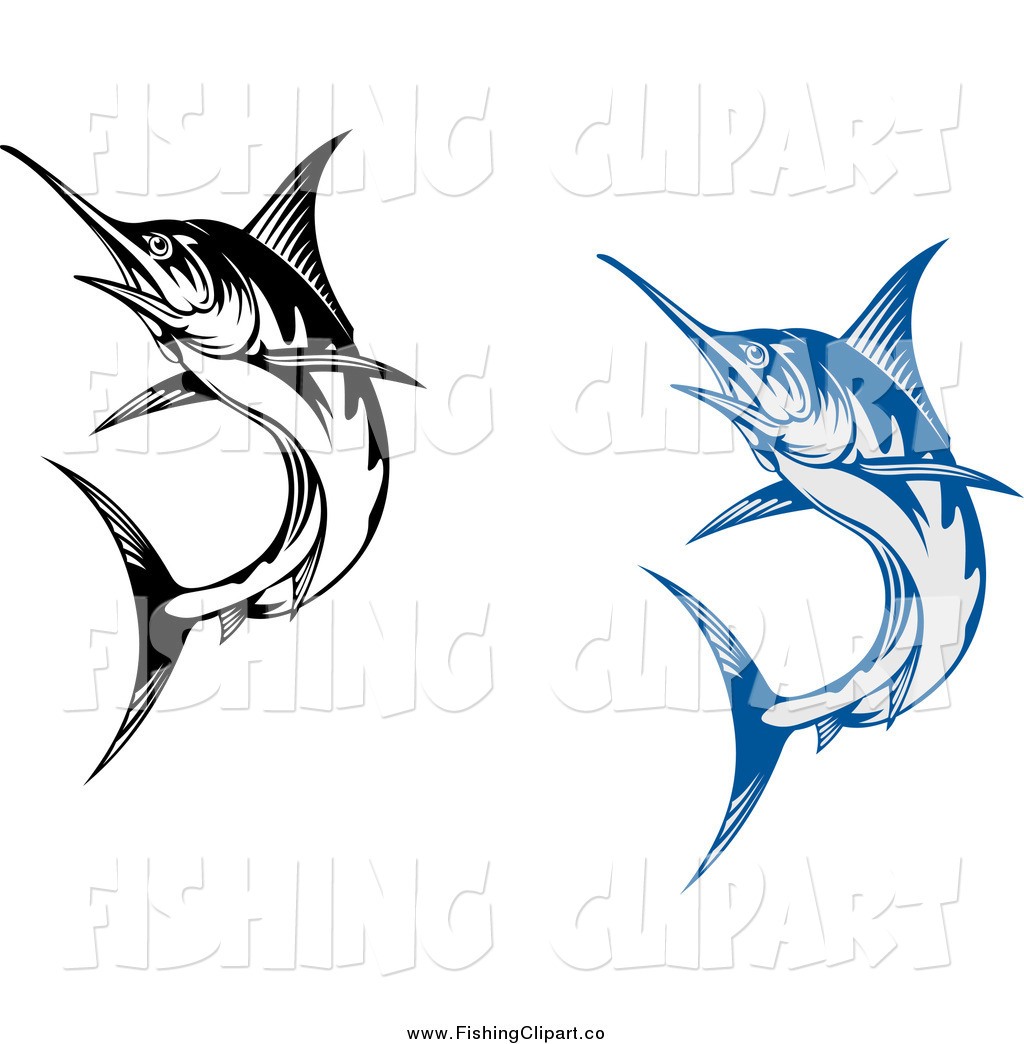 graphic transparent stock Marlin clipart sawfish. Transparent png free download.