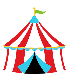 vector freeuse stock Circo minus party pinterest. Marquee clipart circus tent.