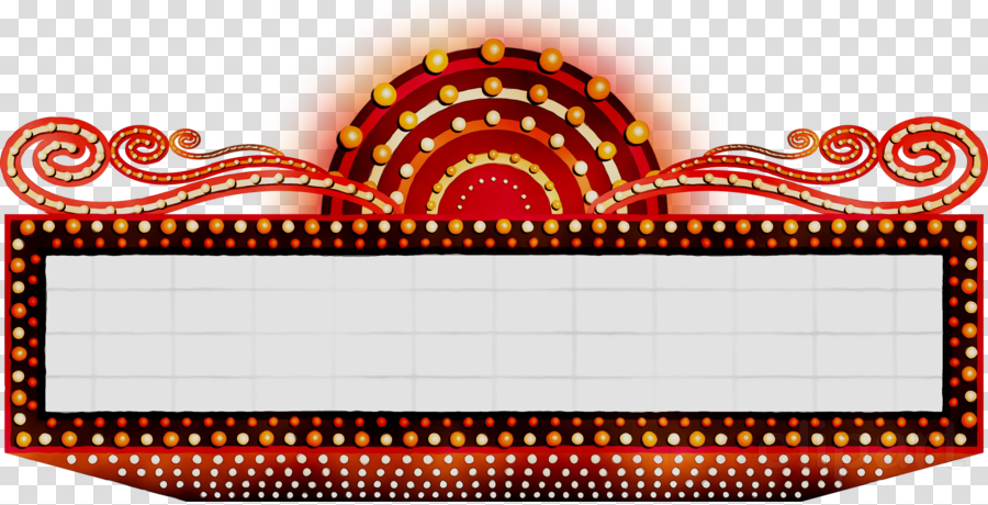 picture royalty free Light effect advertising cinema. Marquee clipart theatre marquee.