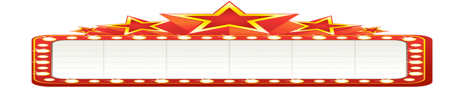 vector black and white download Welcome . Marquee clipart theatre marquee.