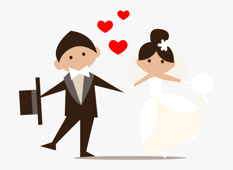 clip royalty free library Wedding png image just. Marriage clipart