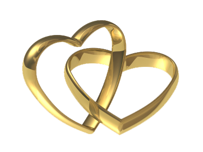 graphic library Wedding rings PNG