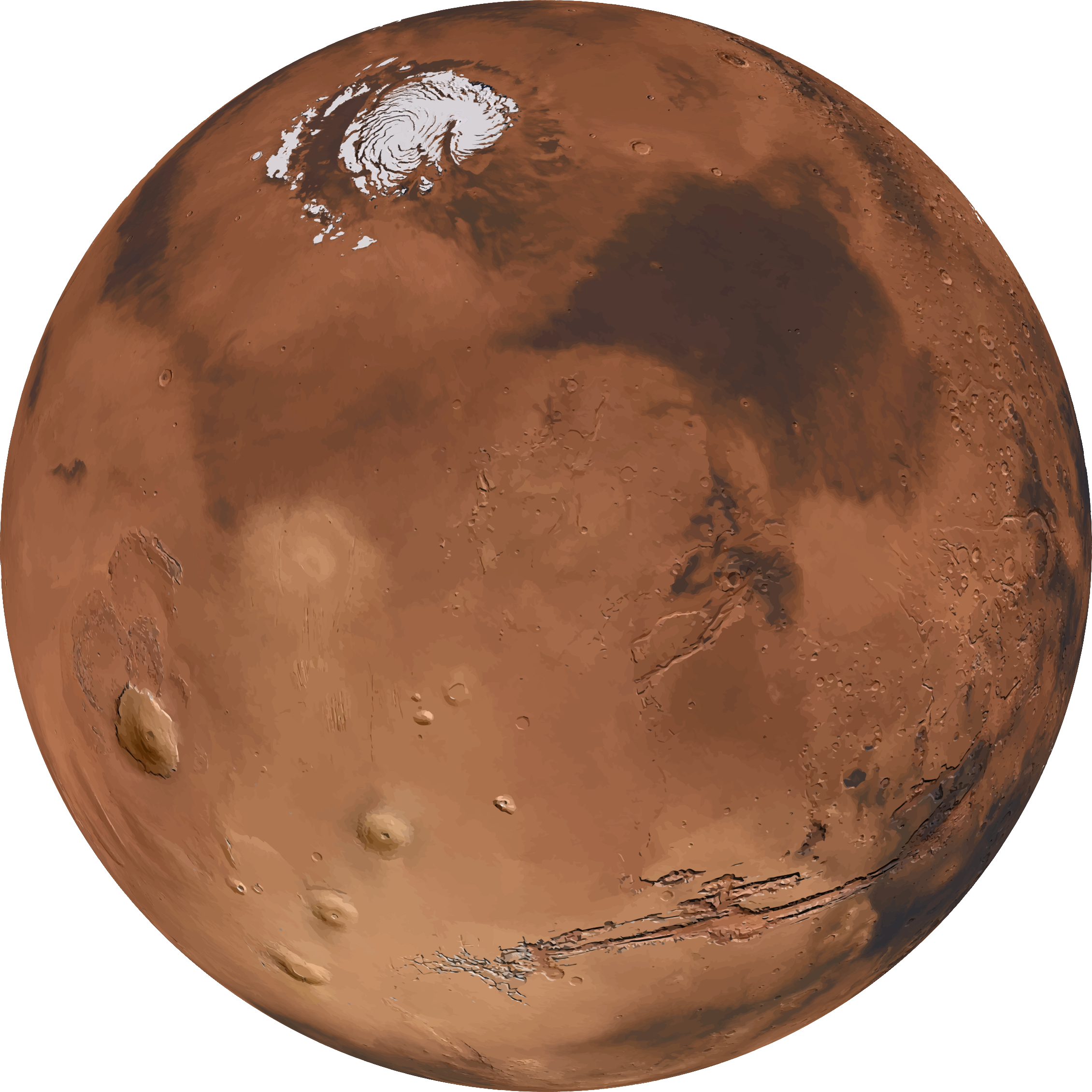 image freeuse D globe big image. Mars clipart.