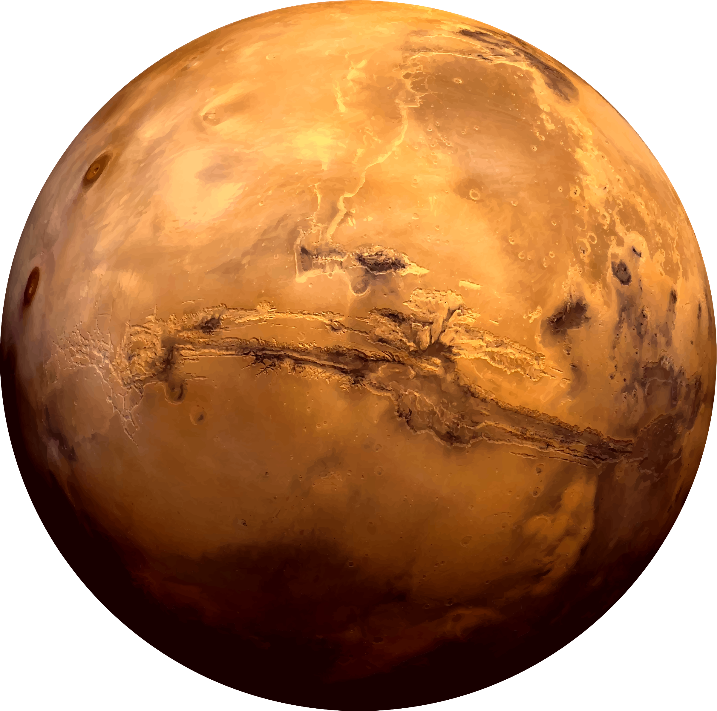 png Mars clipart. Big image png.