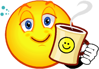 clip art stock  se drinking coffee. Mars clipart smiley face.