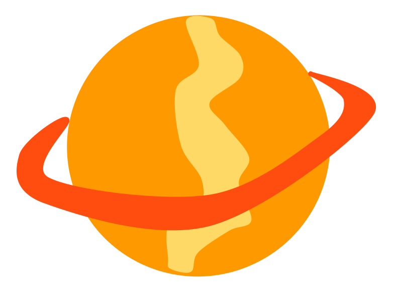 png free Orange free on dumielauxepices. Mars clipart yellow planet.