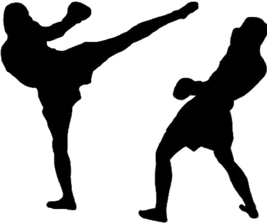 png library download Martial arts clipart martail. Y kle muay thai.