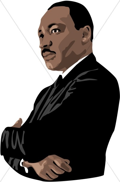 svg royalty free stock Martin luther jr clipart diversity. King graphic .