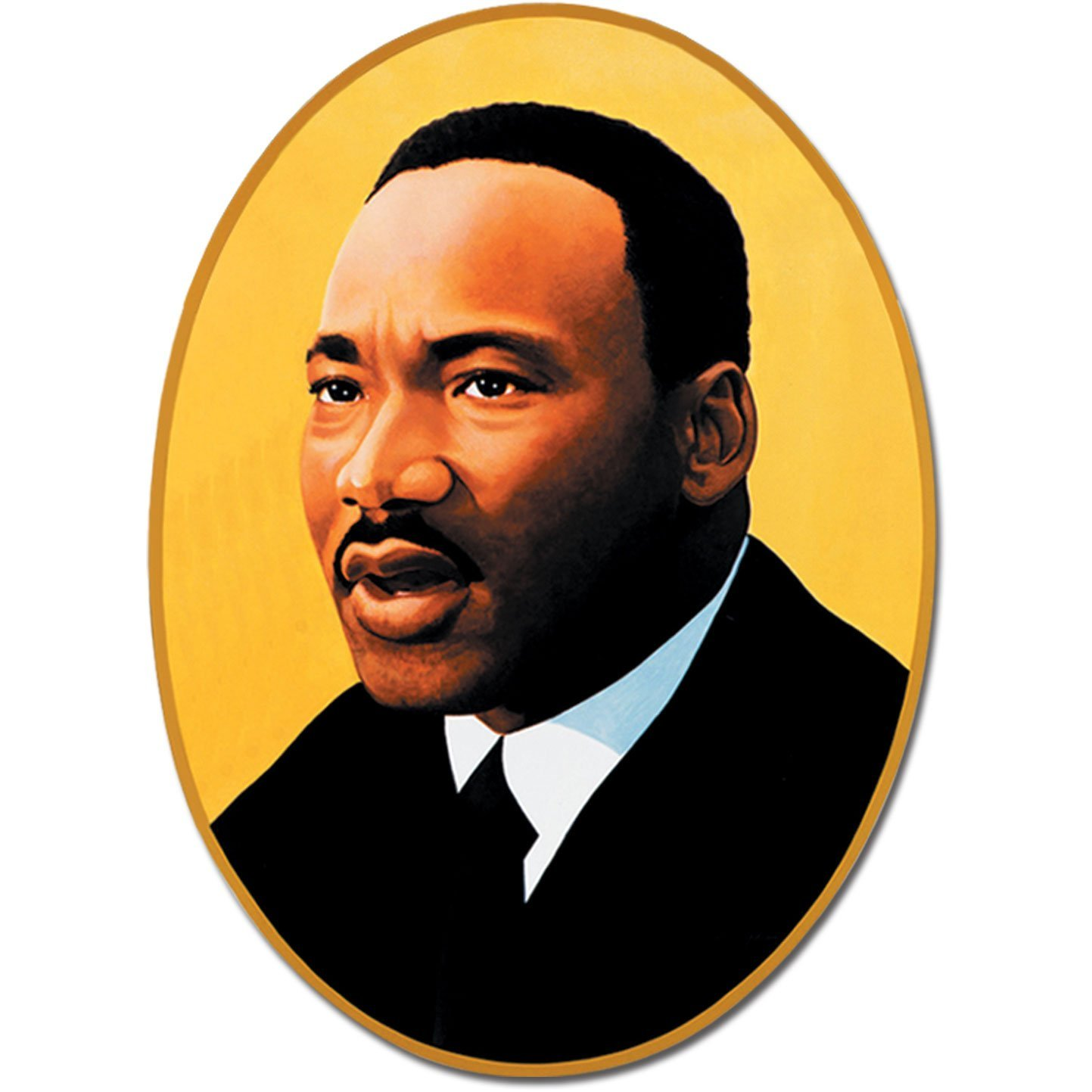 graphic black and white Martin luther jr clipart desktop. Transparent png free .