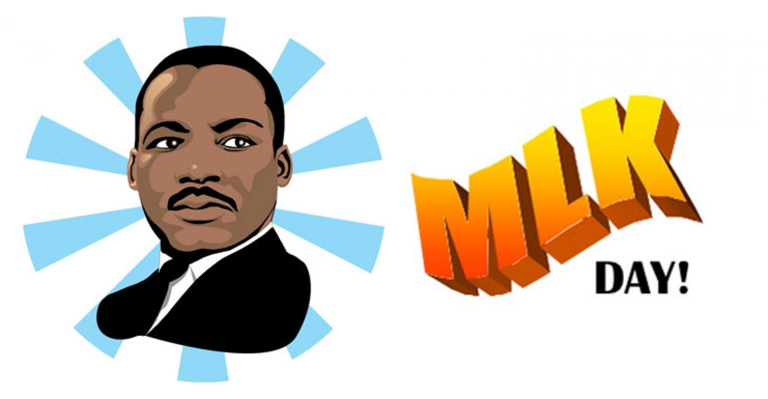 graphic black and white Transparent png free . Martin luther jr clipart desktop.