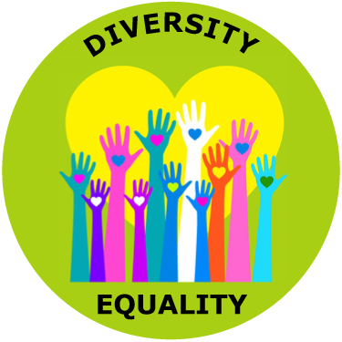 clip art stock Martin luther jr clipart diversity. And equality sticker for.