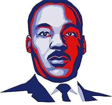 jpg free stock Free king day download. Martin luther jr clipart idea.