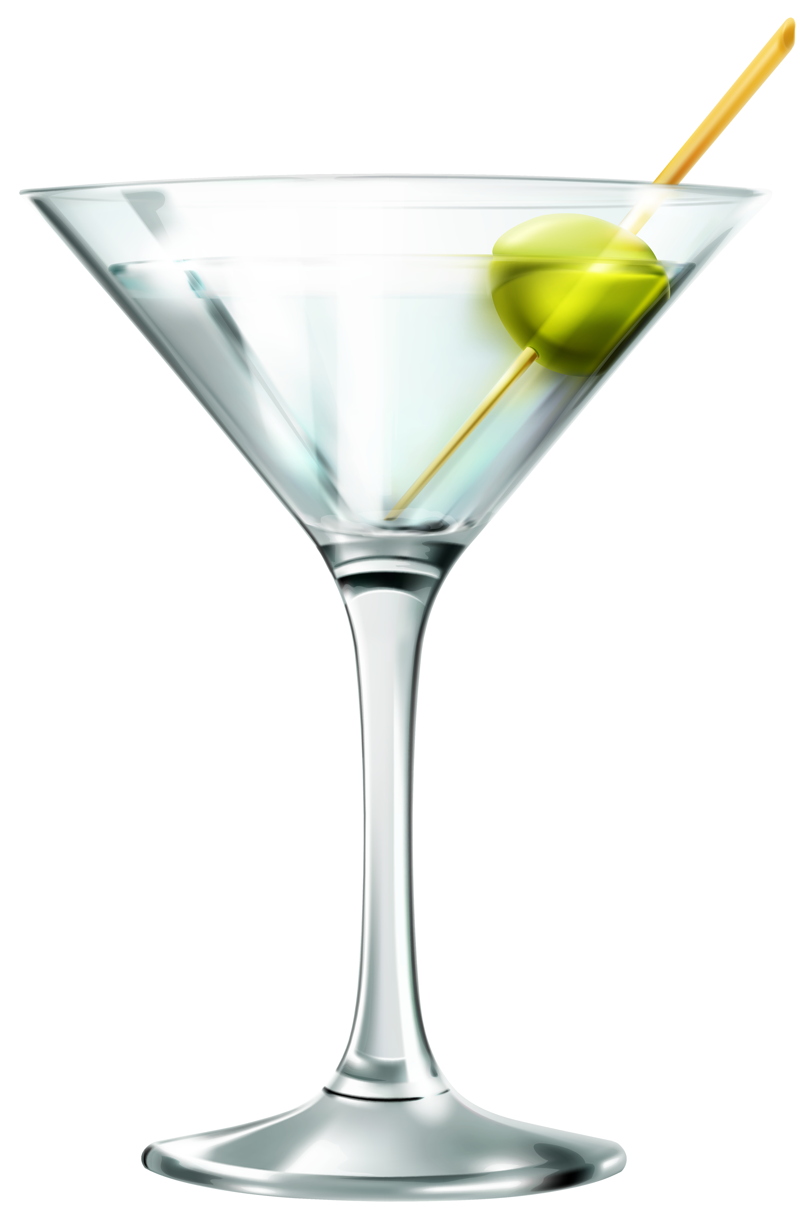 clipart library stock Transparent glass png best. Martini clipart.
