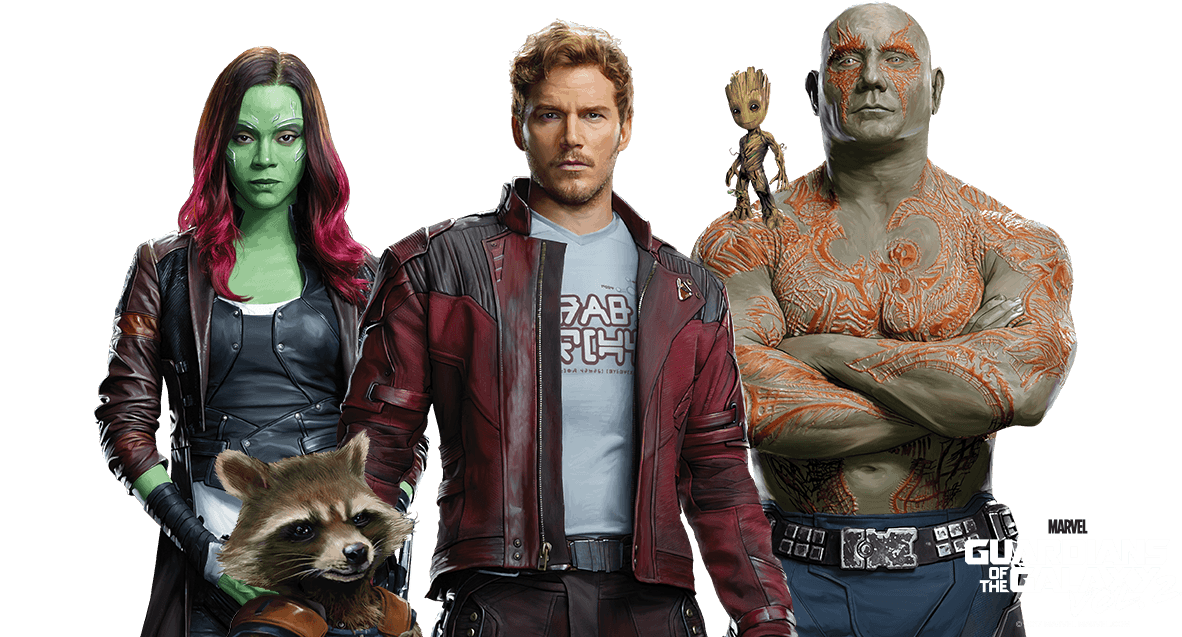 clipart royalty free Marvel transparent guardians the galaxy. Of png image background