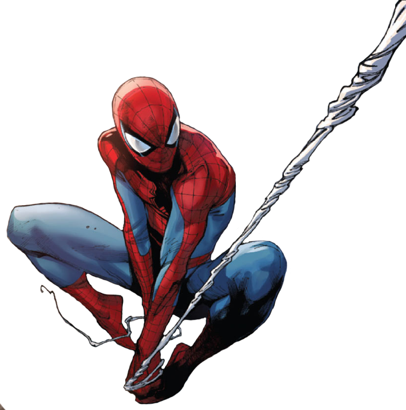 picture royalty free stock Spidey PNG Image