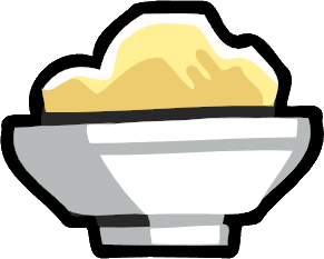 png Mashed clipart. Image potato png scribblenauts.
