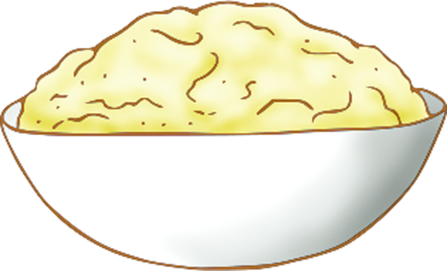 png free stock Mashed clipart. Potatoes clip art library