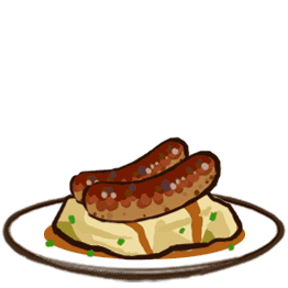 png Mashed clipart bangers and mash. Chef wars wiki fandom.