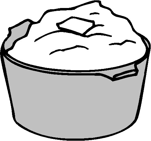 clip art transparent library Free potato cliparts download. Mashed clipart mush.