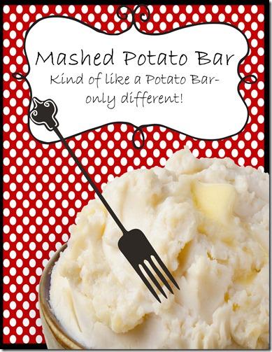 clip art black and white Family reunion helper . Mashed clipart potato bar.