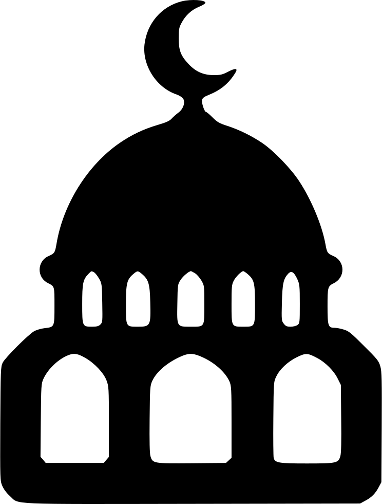 clip free library Mosque Svg Png Icon Free Download