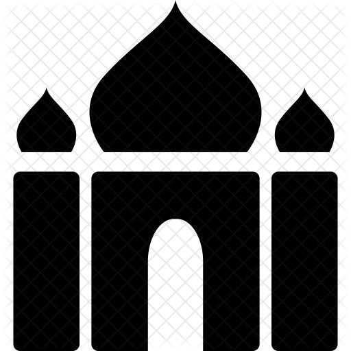 image stock Mosque Icon