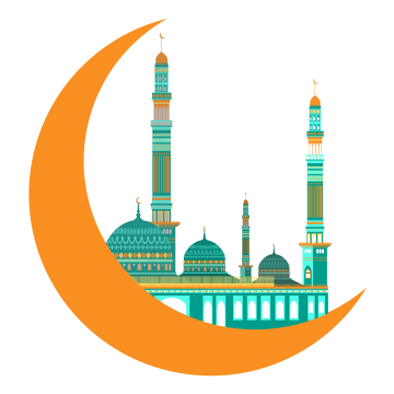 picture transparent stock Mosque Vector PNG Images