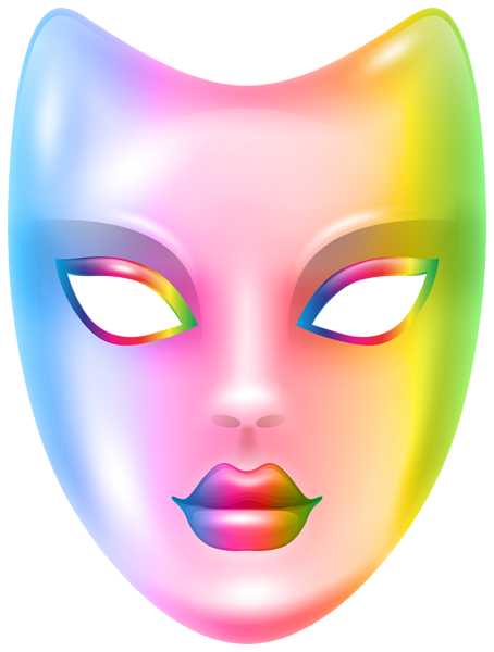 picture free Carnival png images free. Mask clipart.