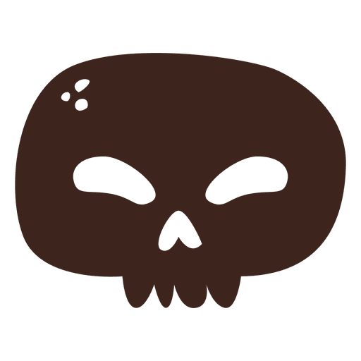 png royalty free library Skull silhouette mask