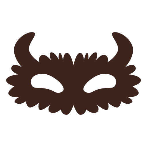 picture transparent Halloween eyes silhouette transparent. Vector costume mask