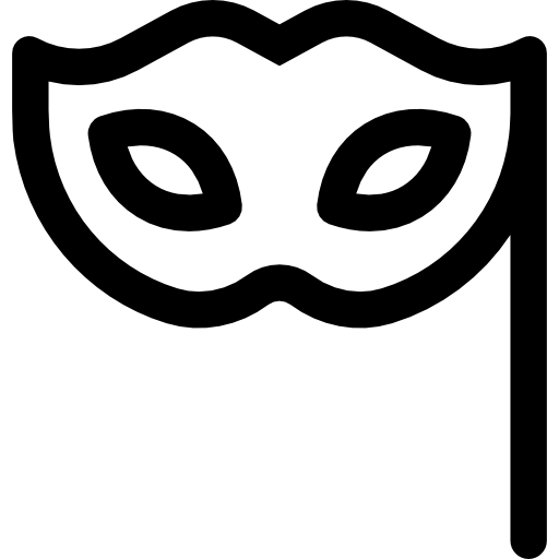 banner free download Eye mask Icon