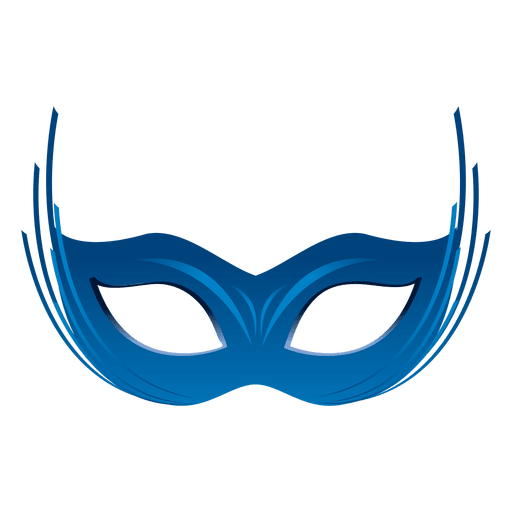 banner royalty free download Party blue carnival mask