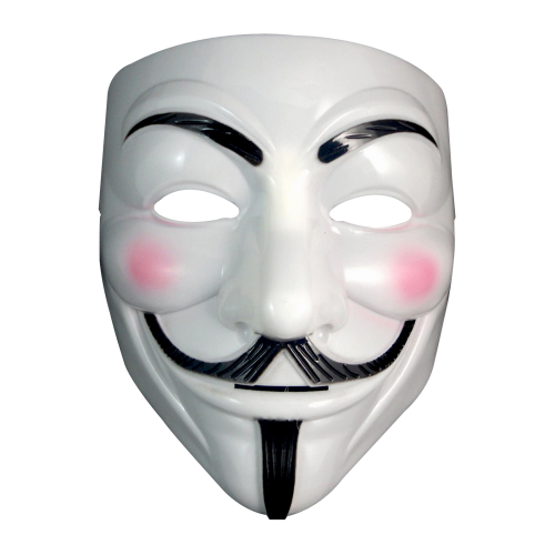 banner library library Anonymous Mask PNG Transparent Image