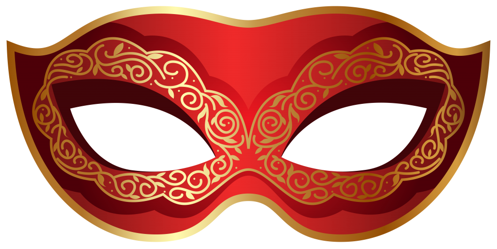 freeuse stock Carnival Mask PNG Image With Transparent Background
