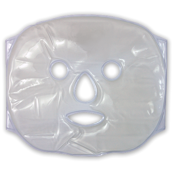 clipart transparent library Face Mask Gel Packs