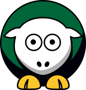 vector freeuse library Sheep george patriots team. Mason clipart.
