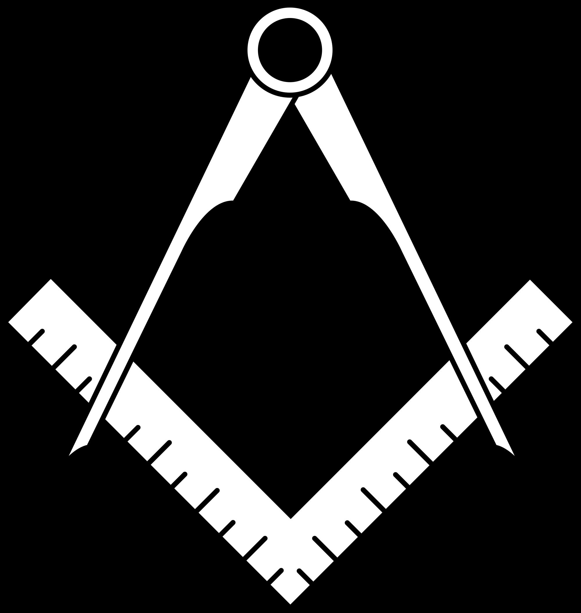 jpg free library Mason clipart square compass. File compasses svg wikimedia.