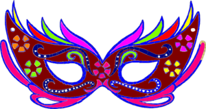 graphic library Free mask cliparts download. Masquerade clipart.